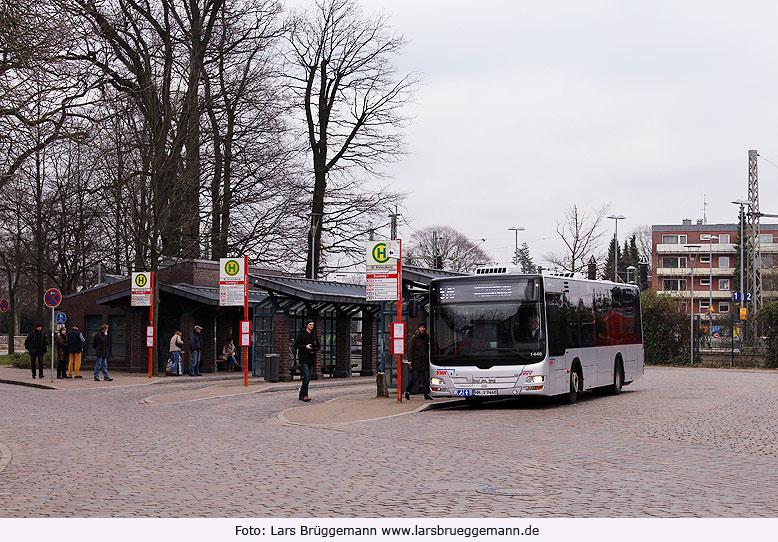 Bus Ahrensburg