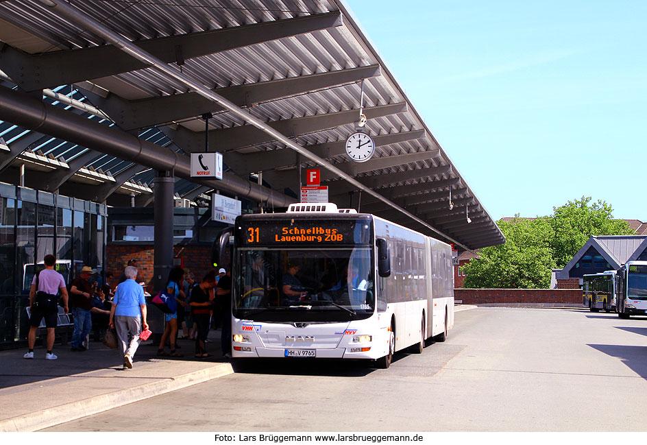 Bus 31 Hamburg