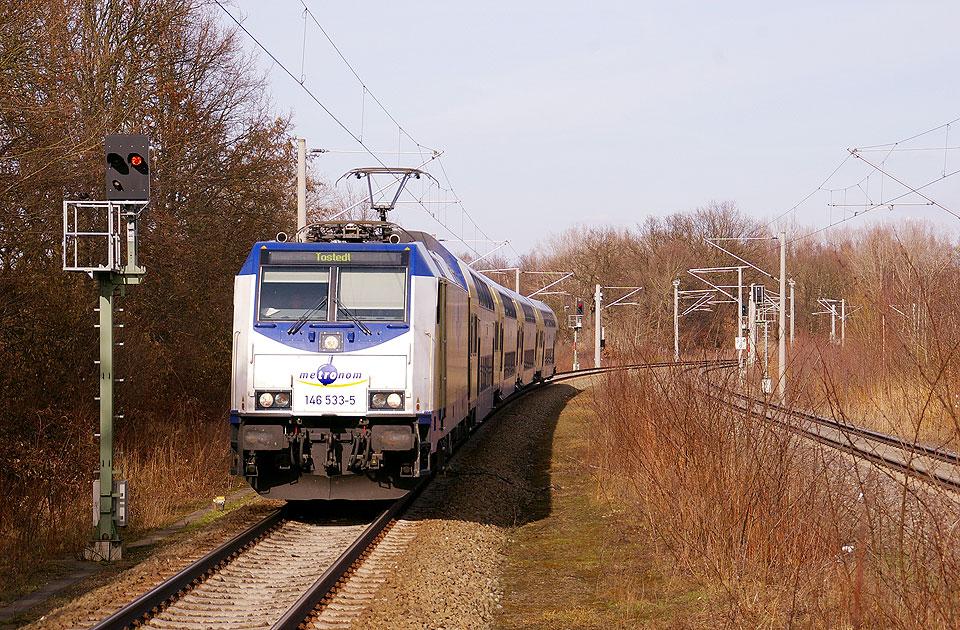 Bahnhof Hittfeld