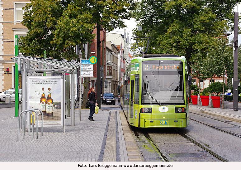 Nahverkehr Schwerin Linie 2