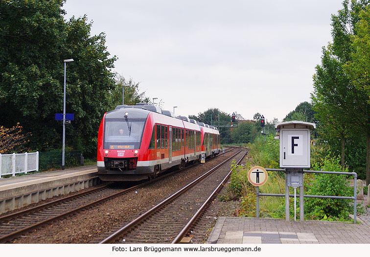 Die Baureihe 648 der Deutschen Bahn AG - Der Alstom Lint ...