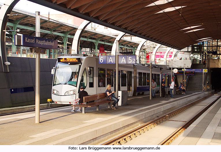 Strassenbahn Kassel