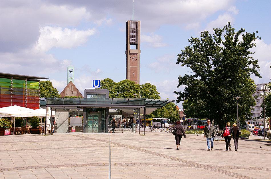 Wandsbek Markt Hamburg