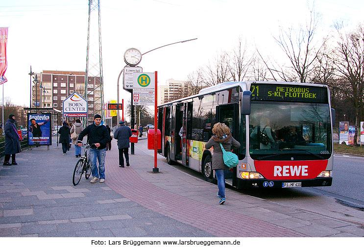 die buslinie 21 vormals 184 in hamburg eine stadtbuslinie. Black Bedroom Furniture Sets. Home Design Ideas