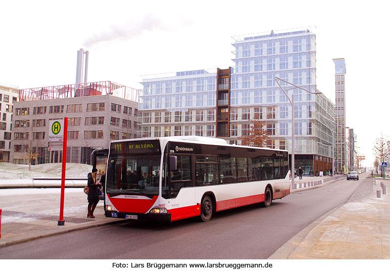 Sex in der Buslinie 111 von Hamburg