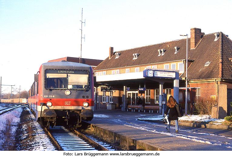 Bahnhof Büchen