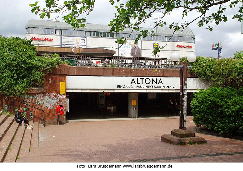 Enkelt leilighet Hamburg Altona